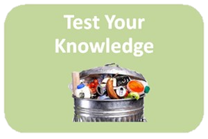 Test Your Knowledge kids area icon